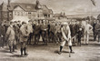 1st Golf International. Date: 1902