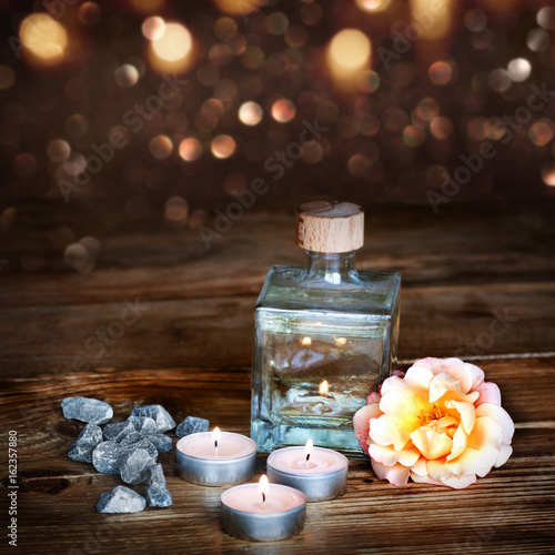 Still life for beauty and wellness