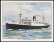 Newfoundland Steamer. Date: 1925