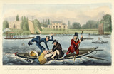 Boating Accident  - 1828. Date: 1828