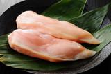 鶏肉 むね肉 - 162388216