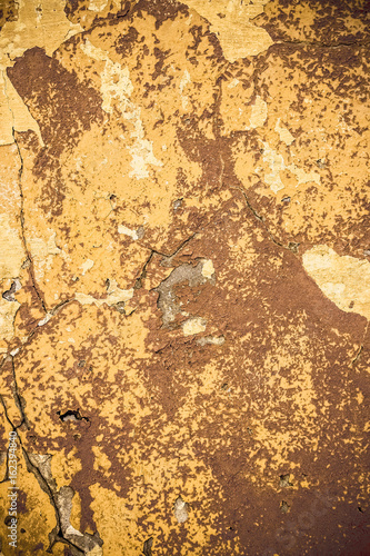 In de dag Stenen Closeup abstract old wall background. Grunge concrete wall texture for design.