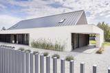 Pure modern architecture - 162405031