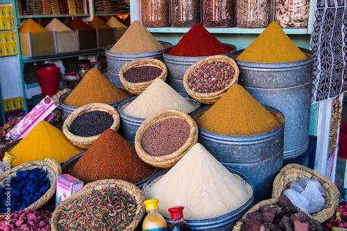 Papiers peints Maroc Marokko - Marrakesch - Altstadtsouk