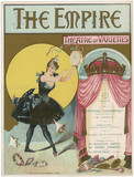 Empire Theatre - 1889. Date: August 1889 - 162416627