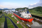 Panama Canal outside Panama City, Central America - 162434025