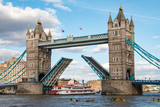 Tower Bridge, London, United Kingdom - 162435275