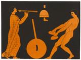 Greek Gymnastics. Date: ancient - 162435468