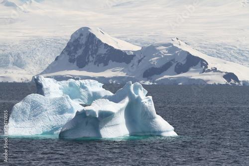Antarctic edge