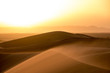 Quadro Sunrise in the Sahara Desert at Erg Chebbi, Morocco