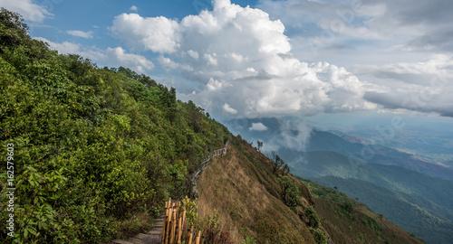 Mountain Steep Cliffs