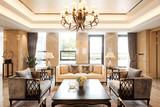 interior of modern living room - 162587860