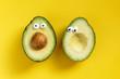 funny avocado - 162593862