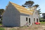 Chantier de maison en construction - 162606616