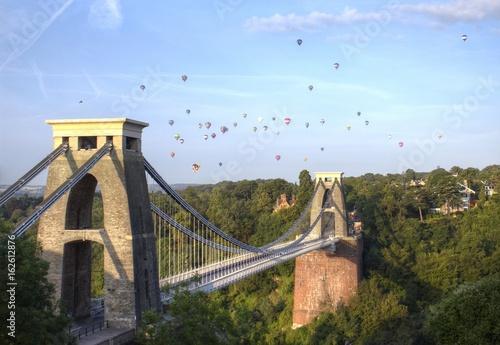 Balloons over Bristol