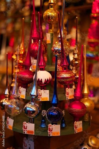 クリスマスマーケット 風景 ニュルンベルク