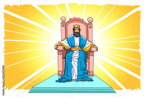 Jesus sits on his throne in heaven buy photos ap images detailview jesus sits on his throne in heaven thecheapjerseys Image collections