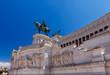 Quadro Rome. Altar of the Fatherland.