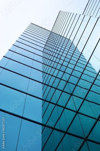 Foto Murales Glass Shrouded Building - Modern