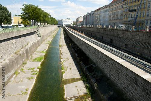Wien Canal - Vienna - Austria