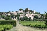 Joucas,petit village de Provence dans le Luberon,Vaucluse