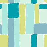 Abstract Brush Strokes Pattern - 162735438