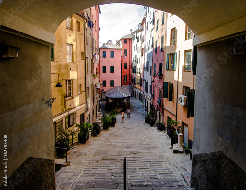 Genova ha il piu' esteso centro storico d'europa