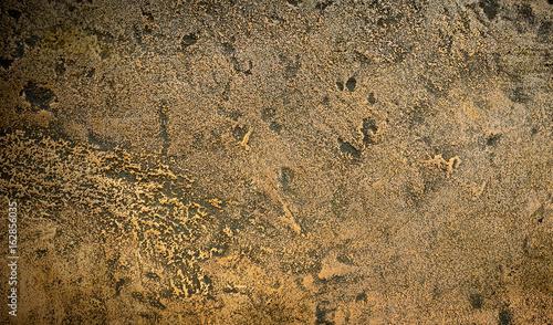 Ciemny brązowy wieku tekstury płyty
