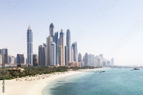 fototapeta na ścianę high-rise Dubai