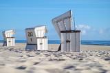Strandkörbe an der Ostsee - 162906477