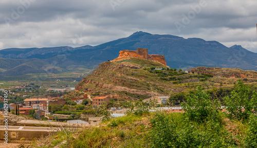 Castillo y Monte Isasa (Arnedo)