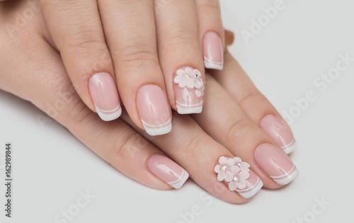 Papiers peints Manicure nails