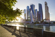 Moscow City International Business Center, Russia - 162995246