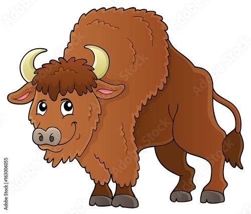 Bison theme image 1