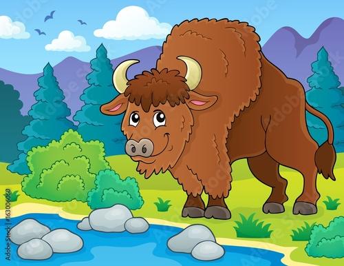 Bison theme image 2