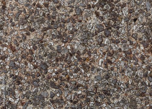 Concrete stones surface