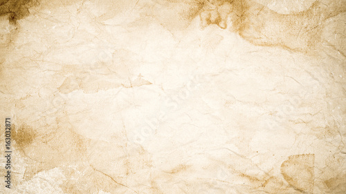 canvas print picture Old dirty paper background