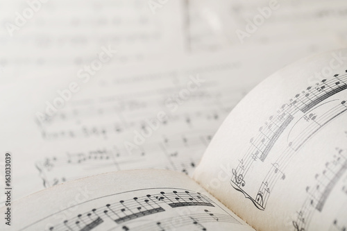 Music notes - 163033039