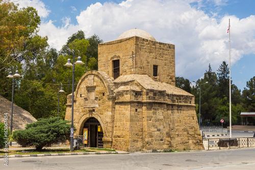The Kyrenia Gate view in Nicosia. Nicosia is popular tourist destination in Northern Cyprus.