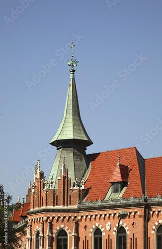 View of Krakow. Poland