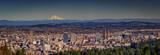Portland Downtown Cityscape
