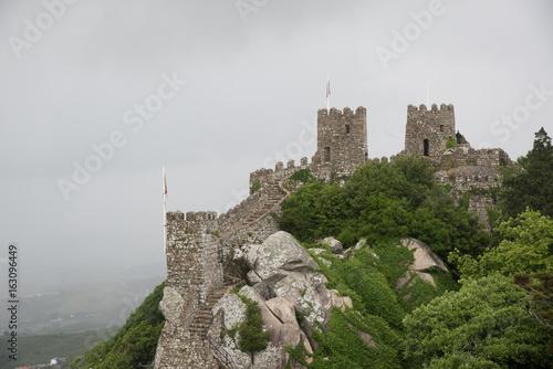 Sintra, Moorish Castle