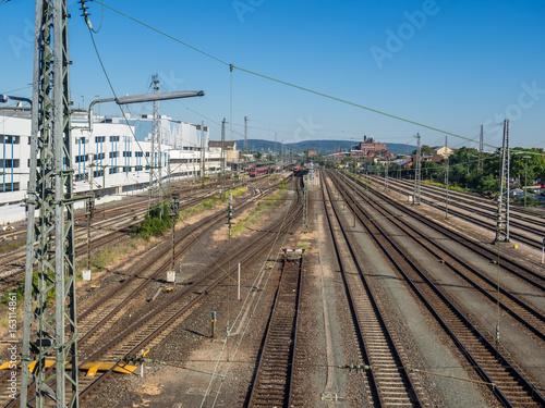 Bamberger Bahnhof