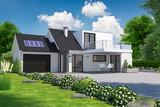 Belle maison d'architecte