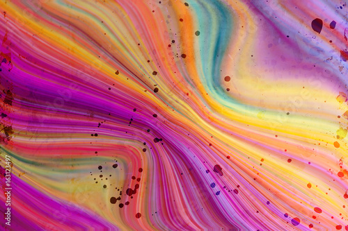 colorful abstract background - 163123497
