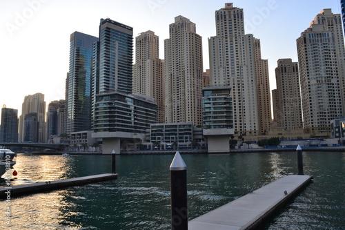 dubai skyline/ cityscape