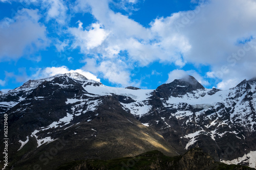 Berggipfel Alpen