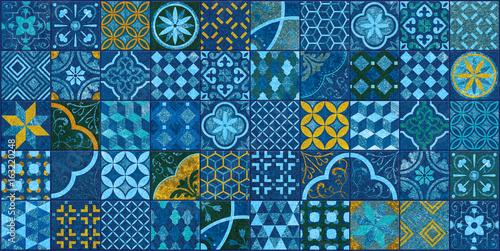 kafle oceaniczne śródziemnolądowe