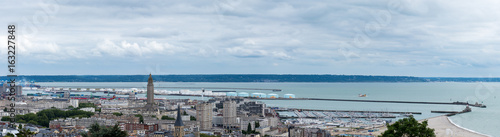 Papiers peints Photos panoramiques Panorama du Havre