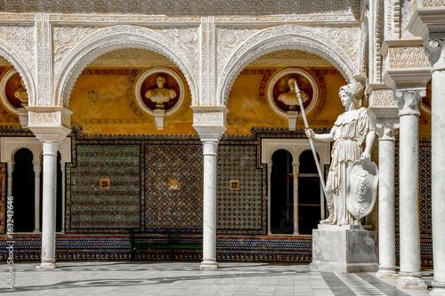 Casa de Pilatos por dentro